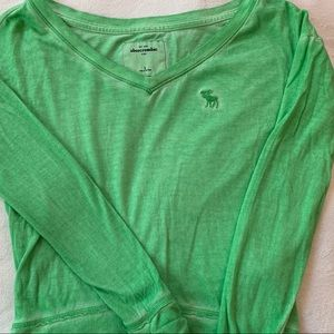 ABERCROMBIE Youth long sleeve softy T-shirt